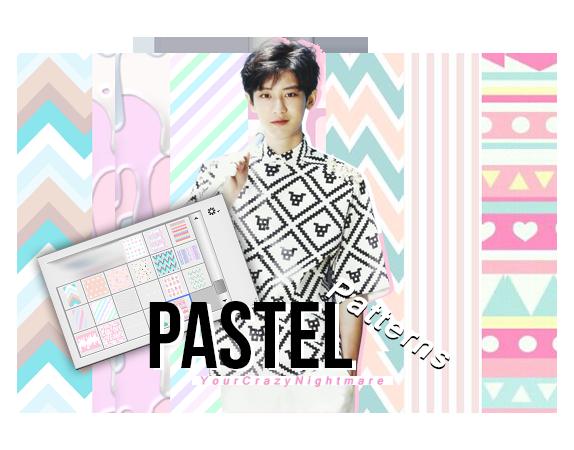 +Pastel Patterns