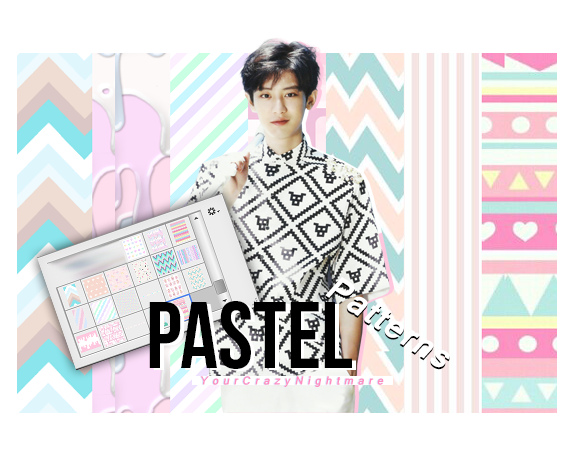+Pastel Patterns by xDaebak