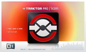 Traktor Pro Icon by Dee-A