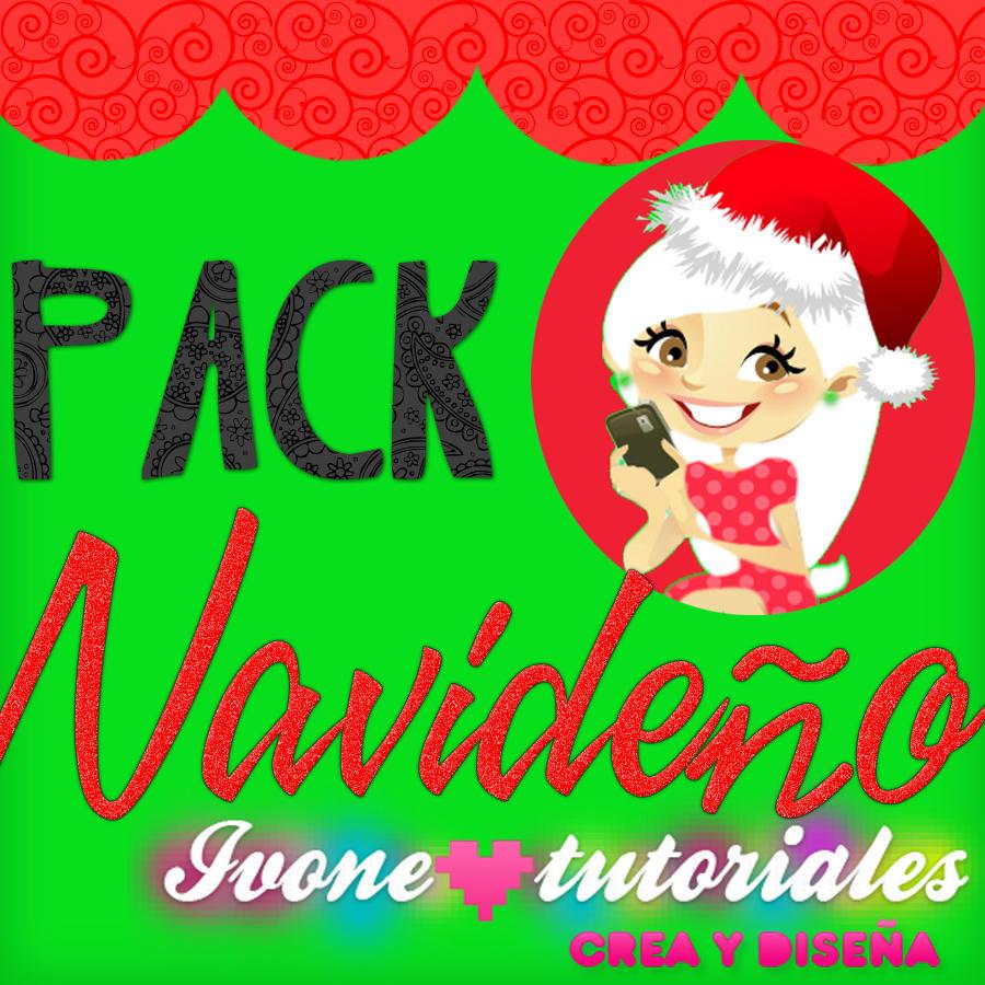 pack de navidad by Ivonnebm