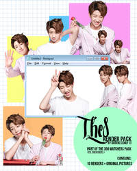 The8(Seventeen) Fantaken Render Pack