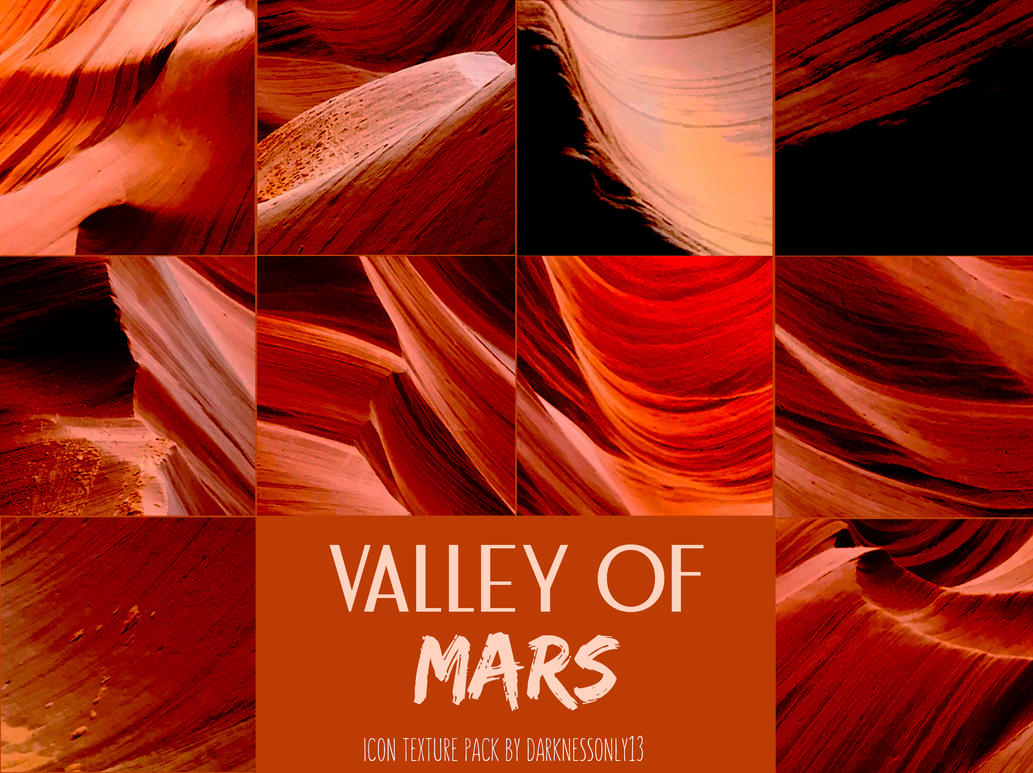 [Secret Santa Gift] Valley Of Mars by DarknessOnly13