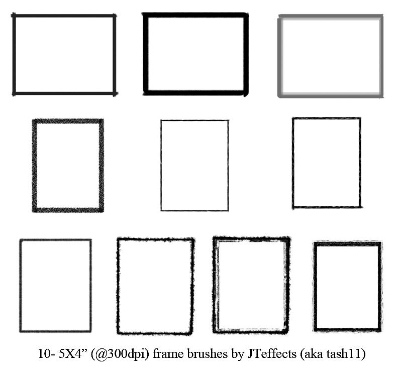 Modern Gimp Picture Frame Model - Frames Ideas - ellisras.info