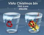 Vista Christmas Bin pack