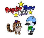 Regular Show Kids