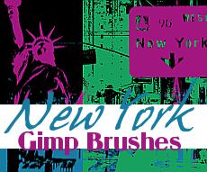 New York Brushes by YummyPeach
