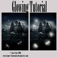 Glowing Tutorial by Lune-Tutorials