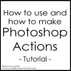 How to use and make P. Actions