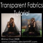 Transparent Fabrics Tutorial