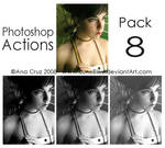 photoshop Actions - Pack 8