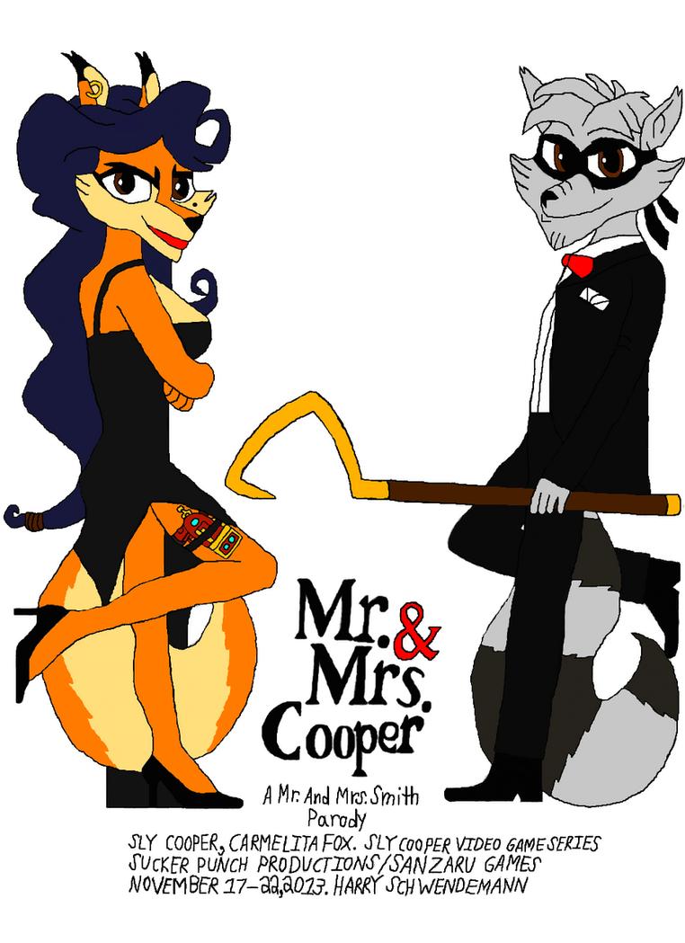Mr. And Mrs. Cooper by WarnerRepublic