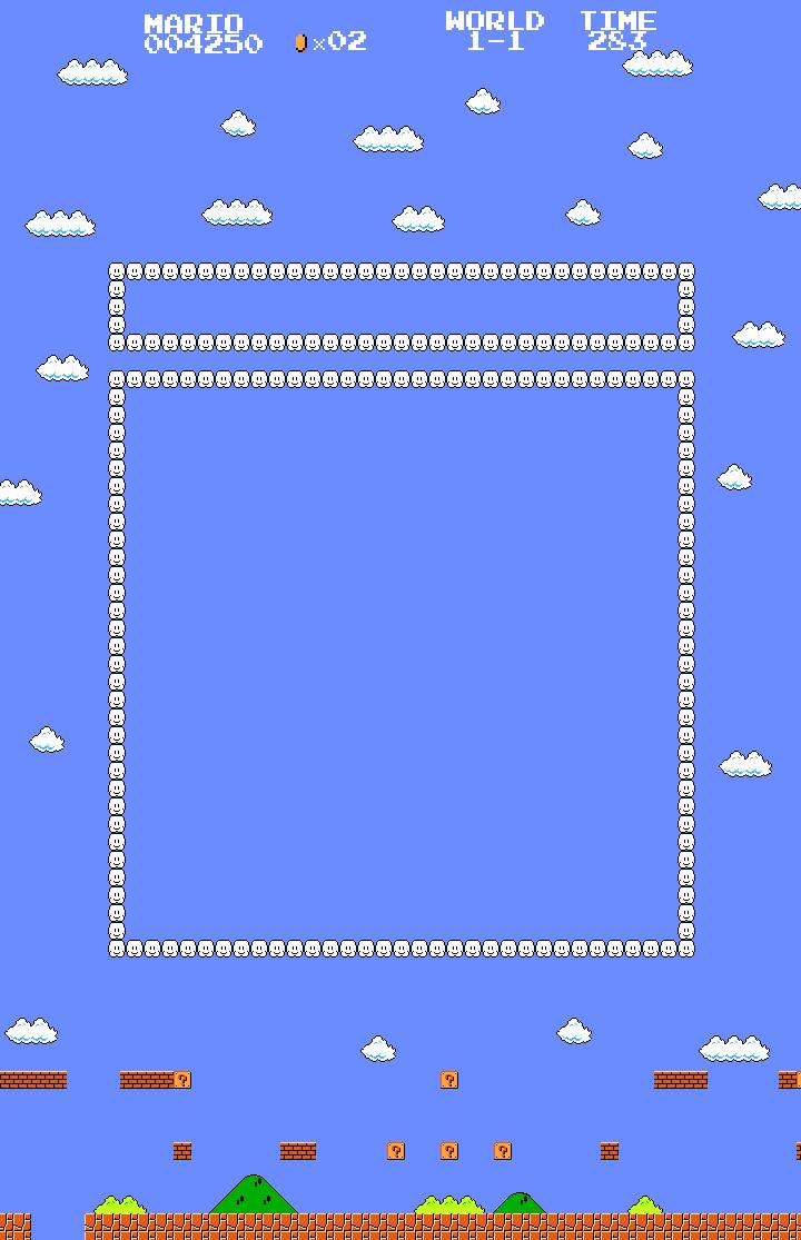 Super Mario Skin by Ciezure