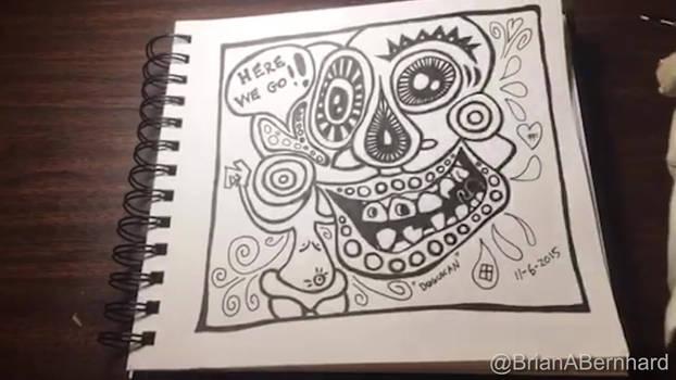 Dogukan - A Drawing In Progress