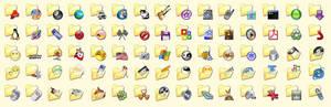 Windows XP Folders
