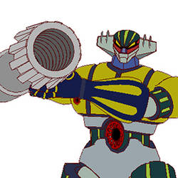 Bazooka by egomante