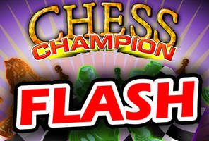 Flash Chess Champion by Art-by-Andy