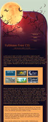 FullMoon Free Journal CSS by Seiorai