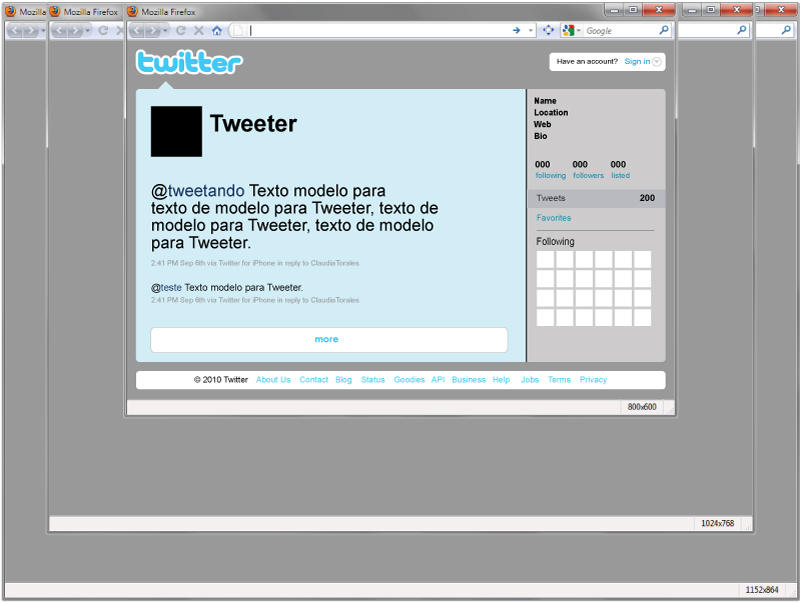 Twitter Template AI by ricardo-mhz