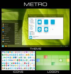 Metro - Windows 7 Transformation Pack