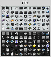 Pry Icon Pack Installer for Windows 8/8.1 by UltimateDesktops