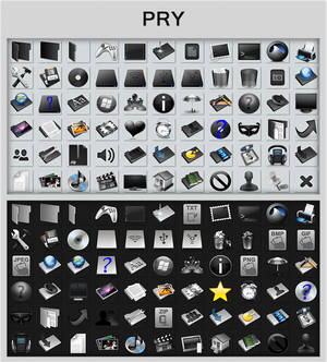 Pry Icon Pack Installer for Windows 8/8.1