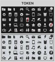 Token Iconpack Installer for Windows 7 by UltimateDesktops