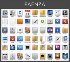 Faenza Iconpack Installer for Windows 8/8.1 by UltimateDesktops