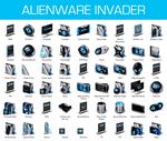 Alienware Invader Iconpack Installer for Win8/8.1
