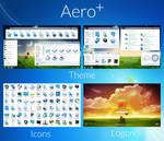 Aero+ : Windows 7 Transformation Pack