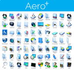Aero+ Iconpack Installer for Windows 7