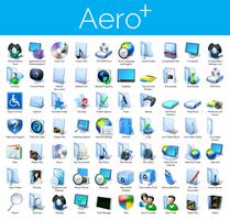 Aero+ Iconpack Installer for Windows 8/8.1 by UltimateDesktops