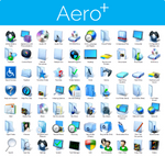 Aero+ Iconpack Installer for Windows 8/8.1
