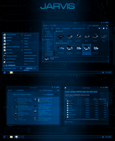 Jarvis - Win8/8.1 by UltimateDesktops
