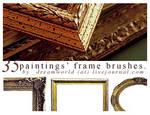 100x100 photo frame brush