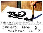 Japanese language - Katakana
