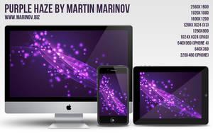 Purple Haze by podmatrix