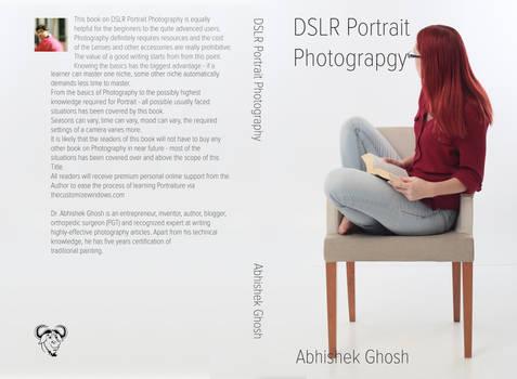 DSLR Portrait Photography Book Cover