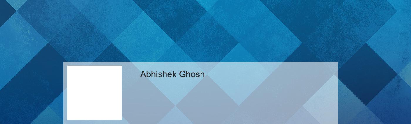 Linkedin Cover Template Psd By Abhishekghosh On Deviantart