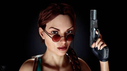 Lara Croft, Adventurer Pt. I by FredelsStuff
