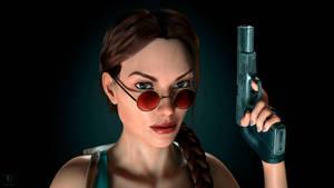 Lara Croft, Adventurer Pt. II by FredelsStuff