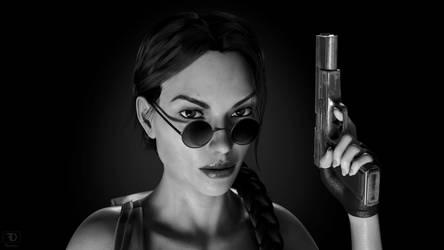 Lara Croft, Adventurer Pt. III by FredelsStuff