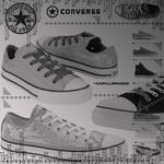Converse 56 Photoshop Brushes