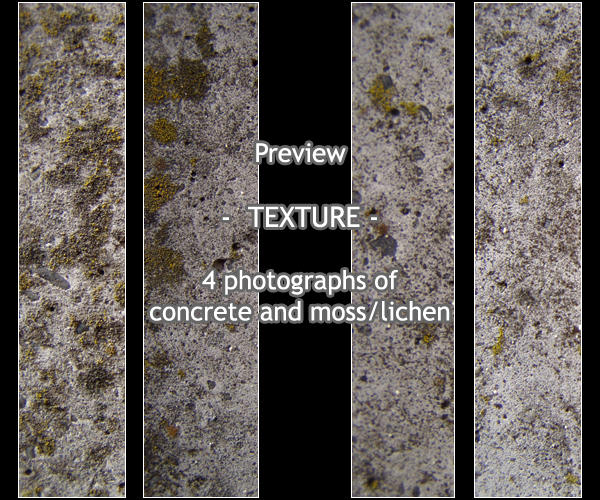 - TEXTURE - concrete poll by Von-Chan