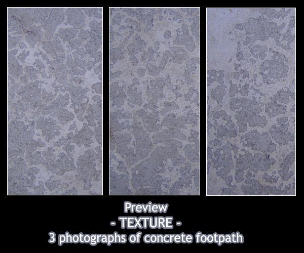 - TEXTURE - concrete path3 by Von-Chan
