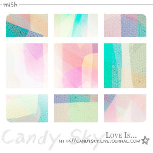 30 Icon Textures - Love Is... by mish18