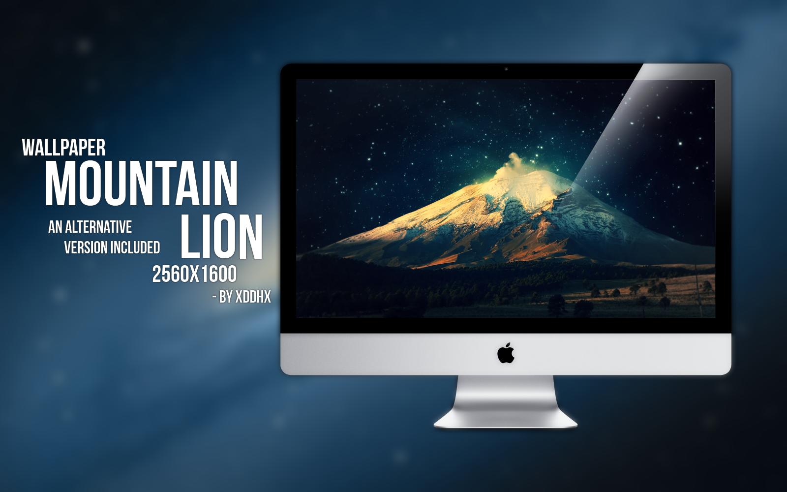 Mountain Lion Alternative by Dryztal