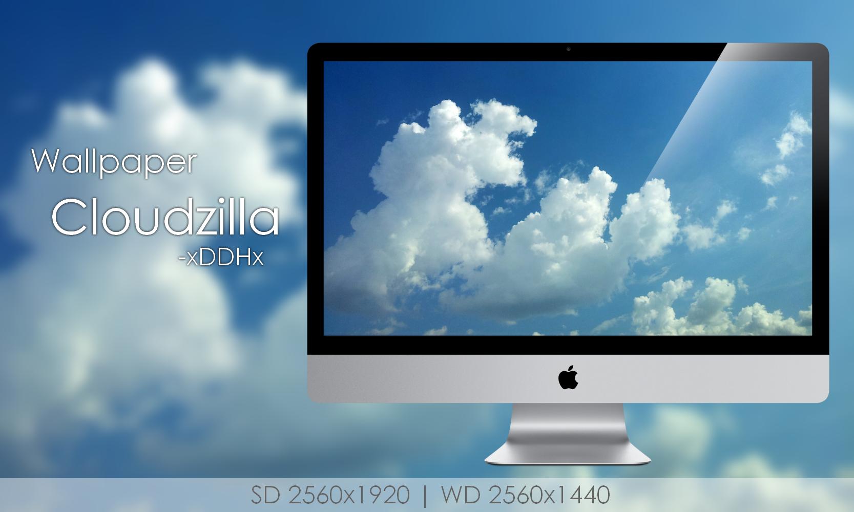 Cloudzilla by Dryztal