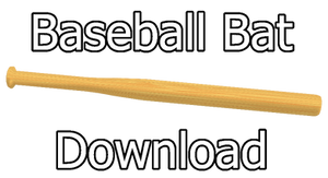 Baseball Bat Download