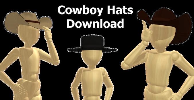 Cowboy Hats Download