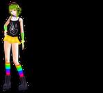 Rave Gumi - Model Download